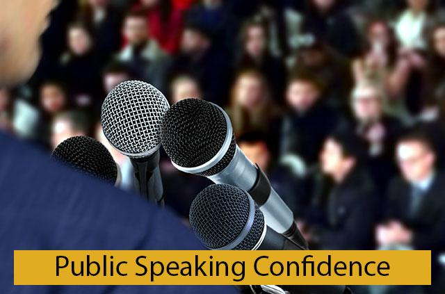 Public Speaking Confidence