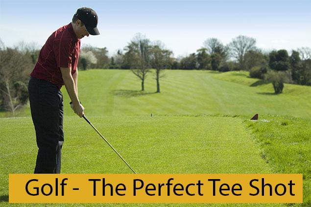 Golf Tee-Off